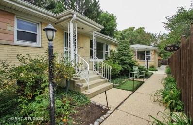 1909 Grant Street UNIT A, Evanston, IL 60201 - #: 10098325