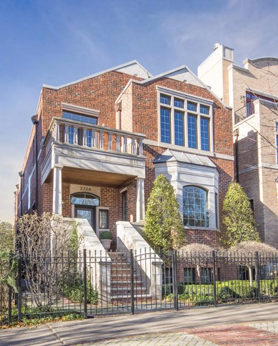 2724 N Bosworth Avenue, Chicago, IL 60614 - MLS#: 10098341