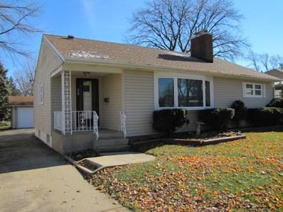 321 S Princeton Avenue, Itasca, IL 60143 - MLS#: 10098504