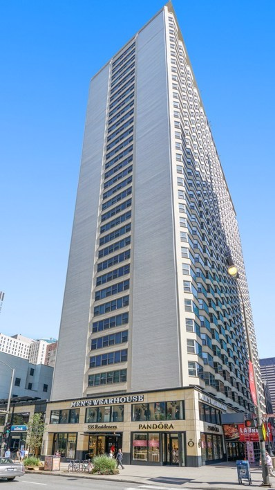 535 N Michigan Avenue UNIT 1113, Chicago, IL 60611 - MLS#: 10098687