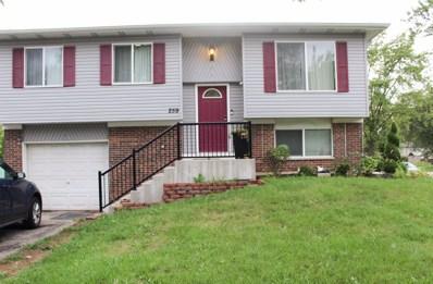 259 N Ashbury Avenue, Bolingbrook, IL 60440 - MLS#: 10098736
