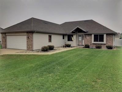 1656 Hatteras Drive, Bourbonnais, IL 60914 - MLS#: 10098885