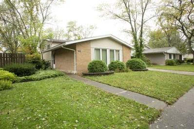 318 Herndon Street, Park Forest, IL 60466 - #: 10099008