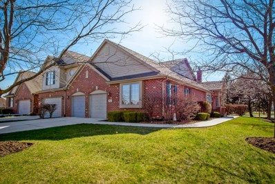 7525 E Plank Trail Court, Frankfort, IL 60423 - MLS#: 10099030