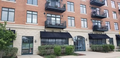 160 S River Street UNIT 412, Aurora, IL 60506 - MLS#: 10099057