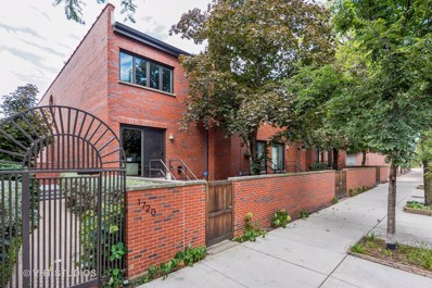 1720 N Orchard Street UNIT H, Chicago, IL 60614 - MLS#: 10099279