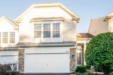 653 Pointe Drive, Crystal Lake, IL 60014 - MLS#: 10099357
