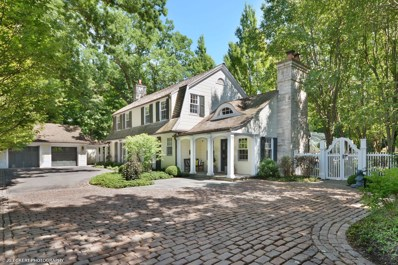 1363 Elm Tree Road, Lake Forest, IL 60045 - MLS#: 10099530