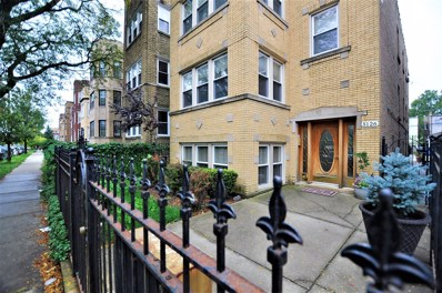 5126 N Kimball Avenue UNIT 1, Chicago, IL 60625 - MLS#: 10099605