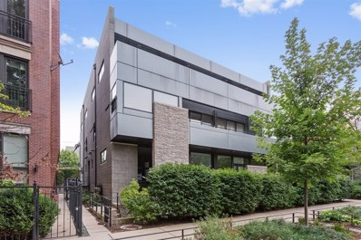 925 N Wolcott Avenue UNIT 101, Chicago, IL 60622 - MLS#: 10100010