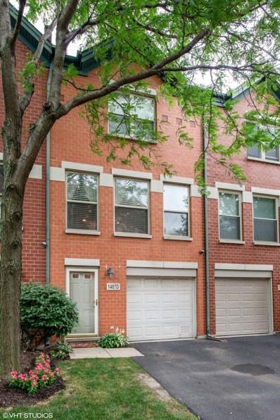 1487 N Clybourn Avenue UNIT D, Chicago, IL 60610 - #: 10100042