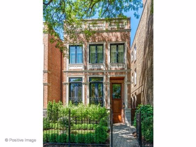 1050 W Wrightwood Avenue, Chicago, IL 60614 - #: 10100090