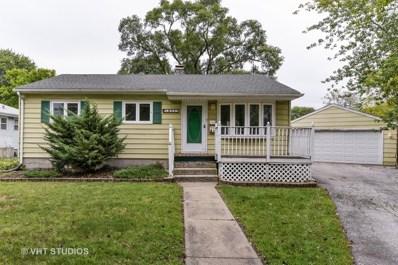 18533 Oakwood Avenue, Lansing, IL 60438 - #: 10100111