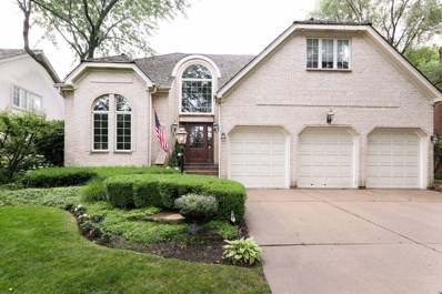 5818 Giddings Avenue, Hinsdale, IL 60521 - #: 10100141