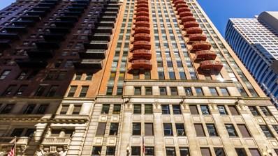 208 W Washington Street UNIT 1408, Chicago, IL 60606 - MLS#: 10100178