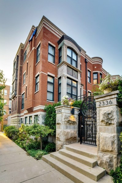 2342 W Wabansia Avenue UNIT A, Chicago, IL 60647 - #: 10100327