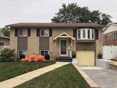 3428 W 124th Place, Alsip, IL 60803 - MLS#: 10100337