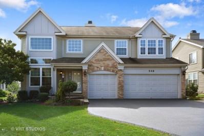 549 E Home Avenue, Palatine, IL 60074 - MLS#: 10100404