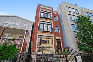 1517 W Fry Street UNIT 1, Chicago, IL 60642 - MLS#: 10100414