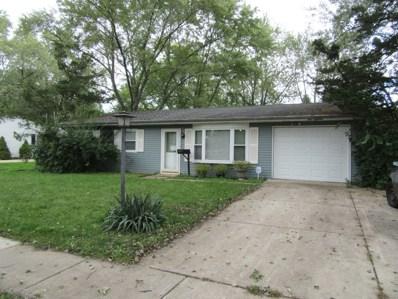 118 Grow Lane, Streamwood, IL 60107 - MLS#: 10100434