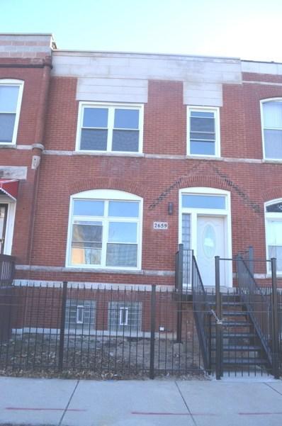 2659 W Maypole Avenue, Chicago, IL 60612 - #: 10100441
