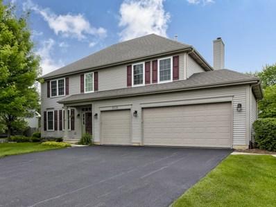 1529 Rolling Hills Drive, Crystal Lake, IL 60014 - #: 10100445