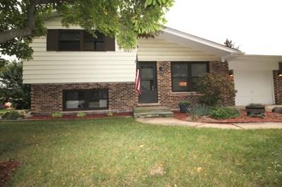 6117 Elm Lane, Matteson, IL 60443 - MLS#: 10100475