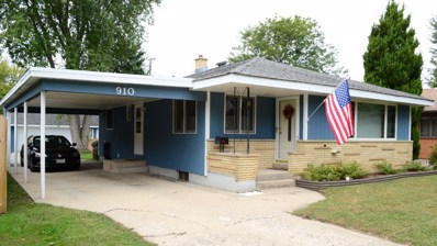 910 Fulton Avenue, Winthrop Harbor, IL 60096 - MLS#: 10100479