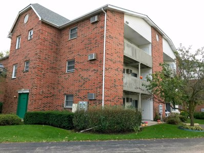 1303 Cunat Court UNIT 2C, Lake In The Hills, IL 60156 - MLS#: 10100541