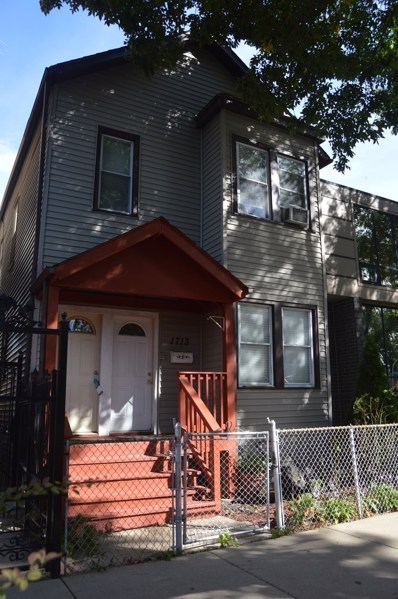 1713 N Francisco Avenue, Chicago, IL 60647 - MLS#: 10100556