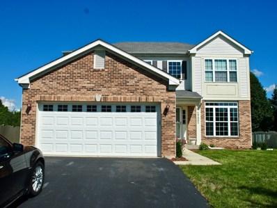 1721 Trails End Lane, Bolingbrook, IL 60490 - #: 10100795