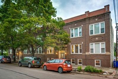 5349 N Winchester Avenue UNIT 1, Chicago, IL 60640 - MLS#: 10100869