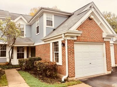 1982 Quaker Hollow Lane, Streamwood, IL 60107 - MLS#: 10100940