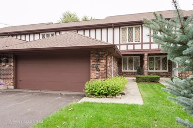 557 Cress Creek Lane UNIT 557, Crystal Lake, IL 60014 - MLS#: 10100974