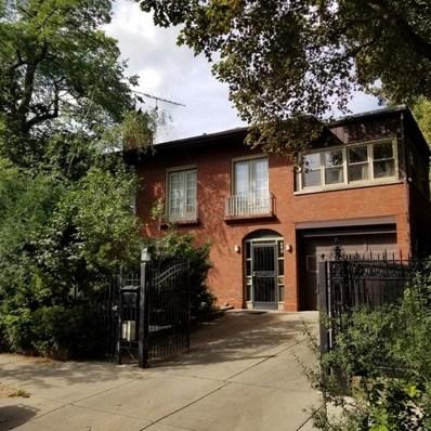 840 W Castlewood Terrace, Chicago, IL 60640 - MLS#: 10100976
