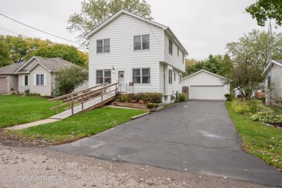 1208 Jewett Street, Woodstock, IL 60098 - #: 10101000