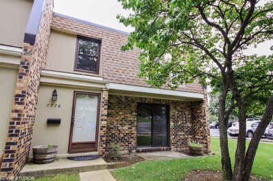 7778 Woodward Avenue UNIT 7778, Woodridge, IL 60517 - MLS#: 10101004