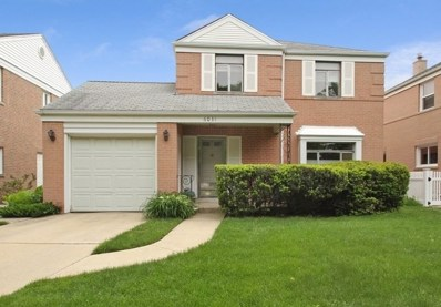 6031 N Kilpatrick Avenue, Chicago, IL 60646 - #: 10101146