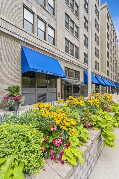 680 S Federal Street UNIT 702, Chicago, IL 60605 - MLS#: 10101160