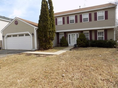 17 Ascot Lane, Streamwood, IL 60107 - MLS#: 10101194