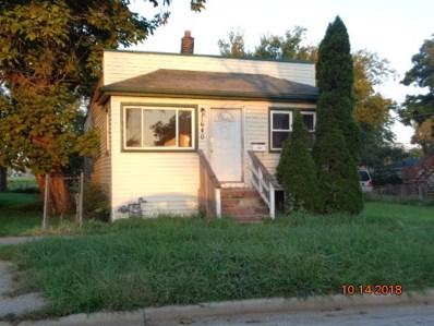 1640 Butler Street, Chicago Heights, IL 60411 - MLS#: 10101354