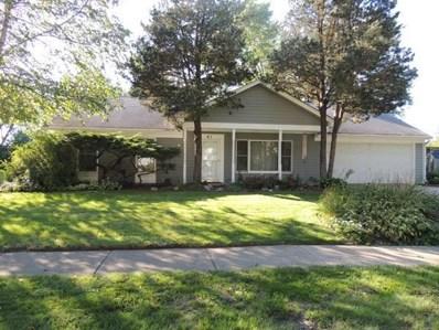61 Brockway Drive, Oswego, IL 60543 - MLS#: 10101362