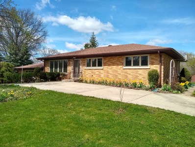 636 Greenbriar Lane, Schaumburg, IL 60193 - #: 10101573