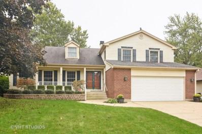 1085 W Hunting Drive, Palatine, IL 60067 - MLS#: 10101698