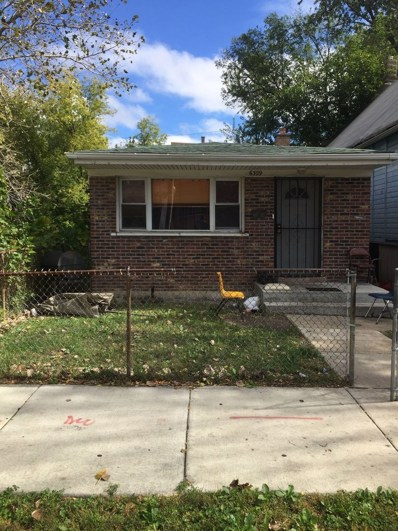 6329 S Racine Avenue, Chicago, IL 60636 - MLS#: 10101818