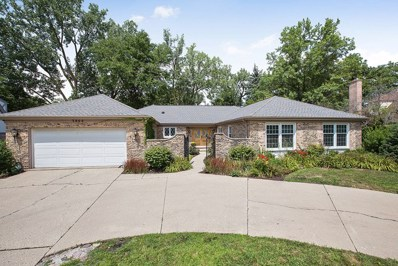 3860 Bordeaux Drive, Northbrook, IL 60062 - MLS#: 10101846