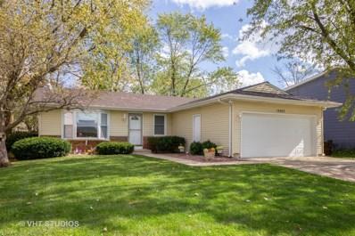 19937 S Spruce Drive, Frankfort, IL 60423 - MLS#: 10101921