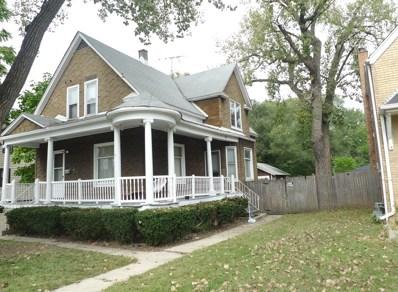 14257 S Lincoln Avenue, Dolton, IL 60419 - MLS#: 10102177