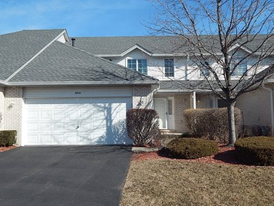 8830 Bluebird Drive, Tinley Park, IL 60487 - MLS#: 10102220