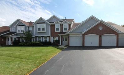 1565 Thornfield Lane UNIT 8, Roselle, IL 60172 - #: 10102222